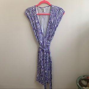 DVF silk Diane Von Furstenberg Wrap Dress 2